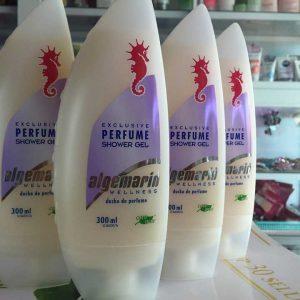 Sữa tắm cá ngựa Algemarin Perfume của Đức -300ml