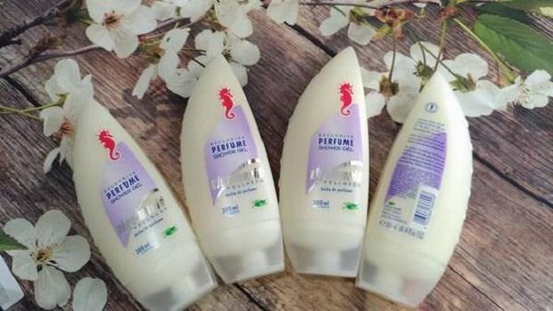 Sữa tắm cá ngựa Algemarin Perfume Shower Gel