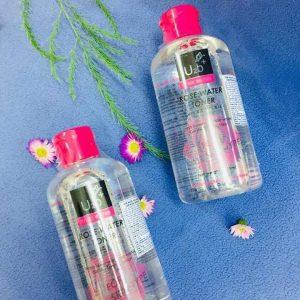 Nước hoa hồng U2b làm sạch dưỡng da mềm mịn