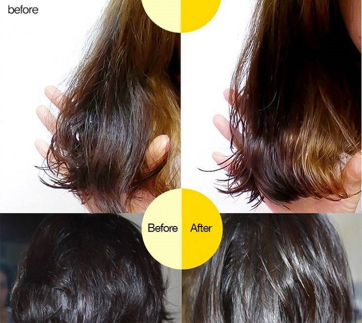 Tinh chất Serum dưỡng tóc thấm nhanh, không bết dính Miseen Scène Perfect Repair