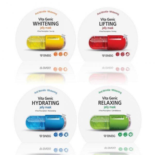 Mặt-Nạ-Vitamin-Banobagi-Mẫu-Mới-BNBG-Vita-Genic-Jelly-Mask