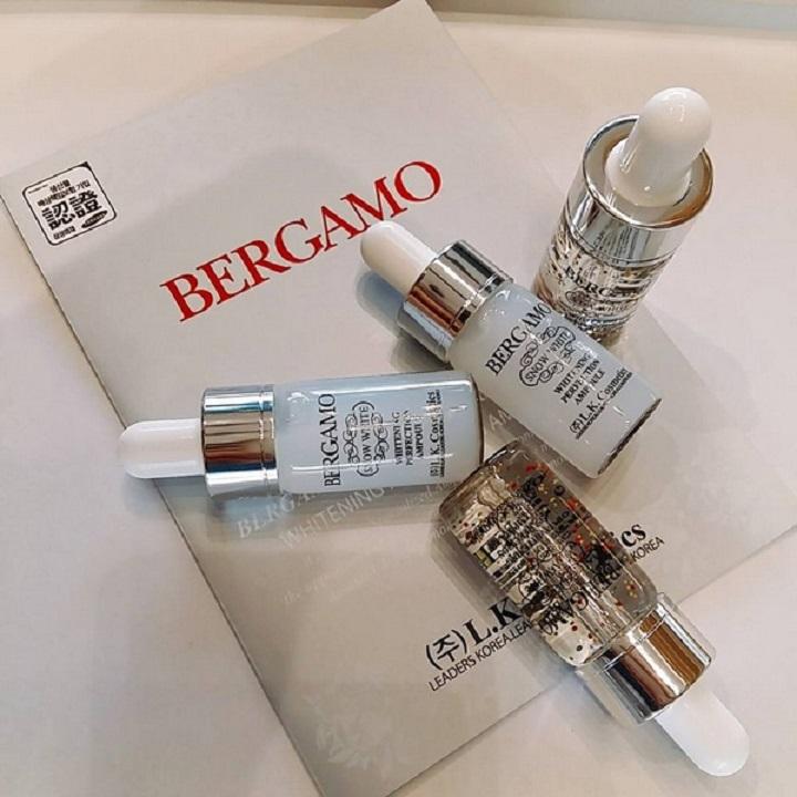 """Kết quả hình ảnh cho SERUM BERGAMO SET 4"""""""