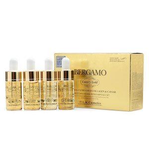 Serum-trị-Mụn-Dưỡng-Trắng-và-Tái-Tạo-Da-Bergamo-Luxury-Gold-Collagen-Caviar