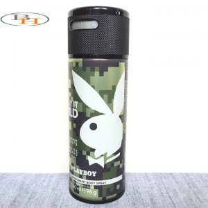 XỊT KHỬ MÙI PLAYBOY Play It Wild - 150ml