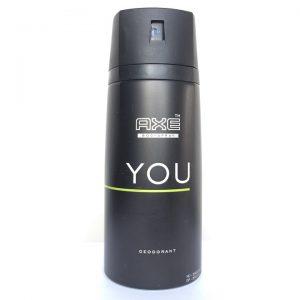 Xịt Khử Mùi AXE Dành Cho Nam Body Spray - Hàng Mỹ 150ml