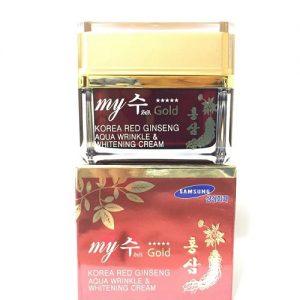 Kem-My-Gold-Dưỡng-Trắng-Da-Hồng-Sâm-Hàn-Quốc