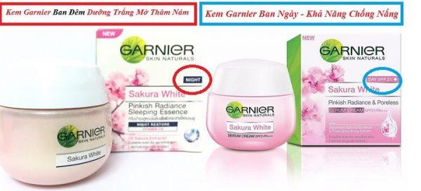 Bộ-Kem-dưỡng-trắng-Thái-Lan-Garnier-gồm-2-hũ-Kem-Ban-Đêm-và-Kem-Ban-Ngày