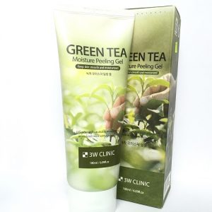 Tẩy-Da-Chết-3W-Clinic-Green-Tea