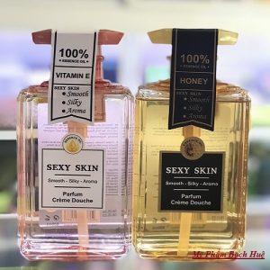 Sexy Skin Hương Hoa Hồng và Hương Đậm Ngọt
